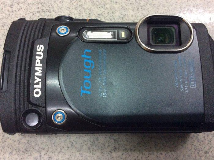 [保固一年] 明豐相機] OLYMPUS TG860 防潑水 防塵 防震 防凍 便宜賣 xp90 xp120