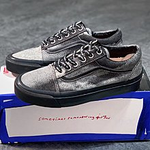 Jim Goldberg x Vans Vault OG Old Skool LX 范斯高端聯名款休閒運動硫化板鞋 男女