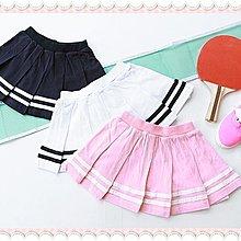 。~ 寶貝可愛 ~。韓國精選peach&cream夏日時尚,俏麗百褶短裙褲。2016春夏現貨優惠