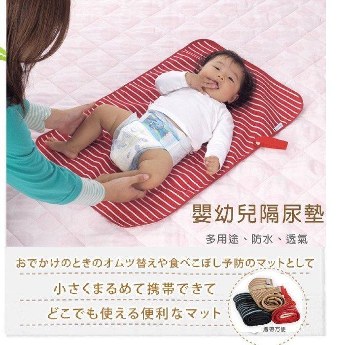 333哺乳室【FA0008】日本Sandexica新生兒 嬰兒 寶寶 外出換尿布墊 手推車 防水尿墊 (產後產褥墊)