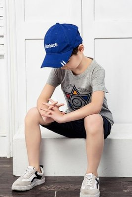 男童T恤男童短袖t恤春裝新款男童T恤兒童寶寶半袖中大童上衣夏季純棉打底衫