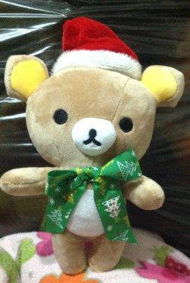 全新聖誕節造型拉拉熊