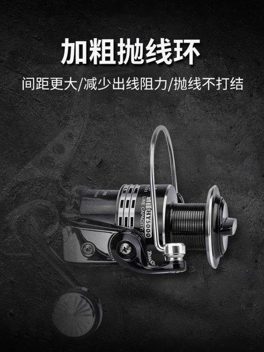 捲線器德島劍鋒HY漁輪15軸全金屬支架魚線輪路亞輪磯釣海桿輪紡車輪魚輪
