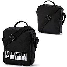 =CodE= PUMA PLUS PORTABLE II MINI BAG 小型側背包(黑白) 076061-01 男女