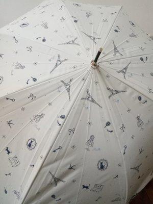 天使熊雜貨小舖~日本帶回(貓咪)晴雨兩用傘  全新現貨