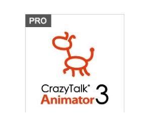 Crazy Talk Animator 3 Pro 中文專業下載版 (For Windows)~Line 動態貼圖製作