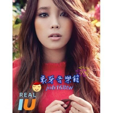 【象牙音樂】韓國人氣女歌手-- IU Mini Album Vol. 3 - Real (Normal Edition) 一般版