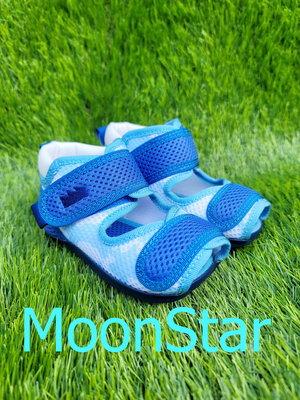 *十隻爪子童鞋*Moonstar月星Carrot機能童鞋魚口透氣學步鞋 寶寶鞋 小涼鞋 台北市