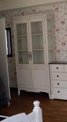 美生活館--浪漫白色家具--愛妮塔復古...