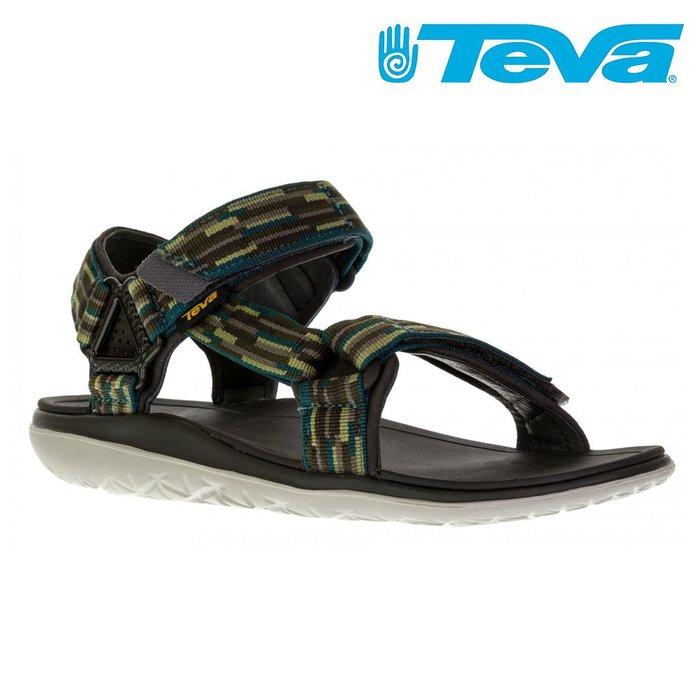 《BEST SPORTS倍斯特體育》TEVA Terra-Float Univ 2.0男休閒涼鞋TV1017104TOV