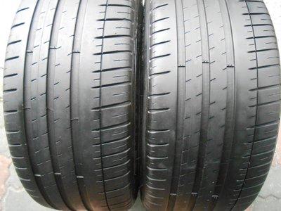 ◎至品中古胎◎優質中古跑胎~225/45/17 米其林 PS3~含安裝.平衡