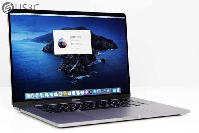 【US3C小南門店】2019年 公司貨 Apple MacBook Pro Retina 16吋 TB i7 2.6G 32G 512G 客製記憶體 獨顯