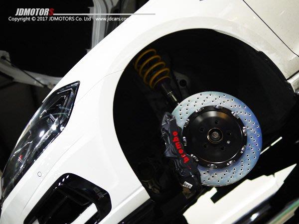 JD-MOTORS KW DDC Plug & Play 電子軟硬高低可調避震器 GOLF7-R 非 V1 V2 V3