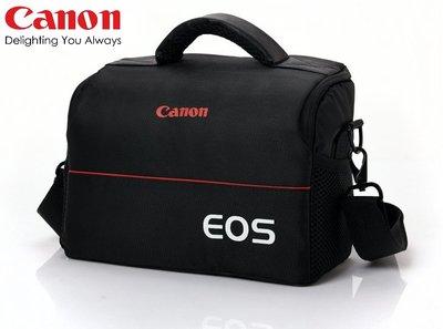 Canon 佳能 EOS 單眼相機包 數位相機包 類單M50 攝影包 相機包 相機袋 一機二鏡 單肩包 側背 防水