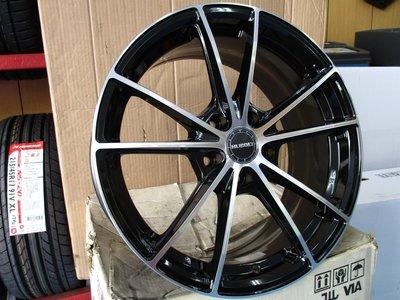 17吋(518)鋁圈+17吋輪胎~適用:ELANTRA.FOCUS.MAZDA3.FORTIS(完工價)非OZ鋁圈