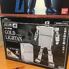 全新品 超合金魂 黃金戰士 黑色 銀色 GX-32 SB
