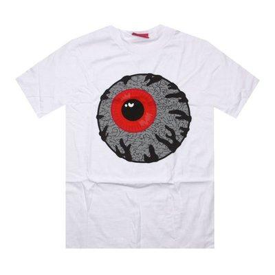 [WESTYLE] Mishka X Bait Exclusive Crack Eyeball Tee 白 限量款