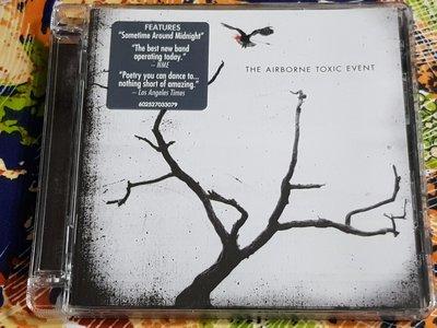 R西洋團(二手CD)THE AIRBORNE TOXIC EVENT~特殊殼~(字)