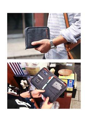 現貨-旅行護照包 證件夾 短夾 證件包  護照夾 手拿包 零錢包 旅遊 收納包 皮夾 信用卡包 卡夾