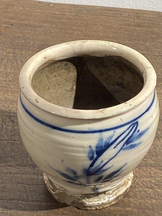 【一(藝)窩】十九世紀 青花 藥搗