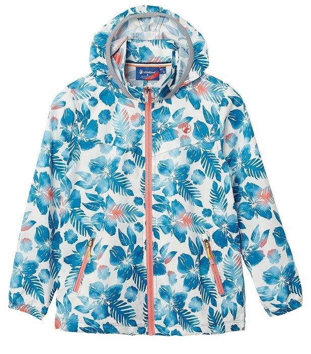 WILDLAND 荒野 男女 兒童 抗UV輕薄防曬外套 薄外套 抗UV外套 兒童外套 童裝外套 0A61960-45