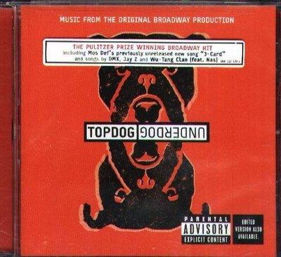 (甲上唱片) Topdog Underdog - Topdog Underdog - 美版