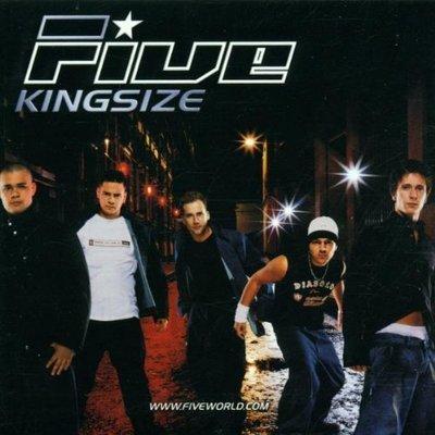 【出清價】超大號 King Size/Five Five---74321879632