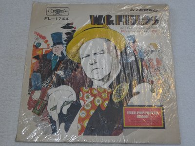 W.C.FIELDS~THE ORIGINAL VOICE TRACKS FROM HIS GREATEST MOVIE