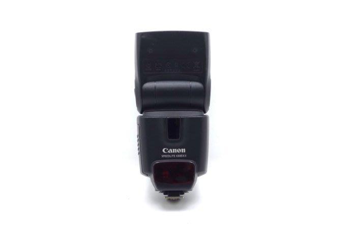 【台中青蘋果】Canon Speedlite 430EXII 二手 閃光燈 #34574