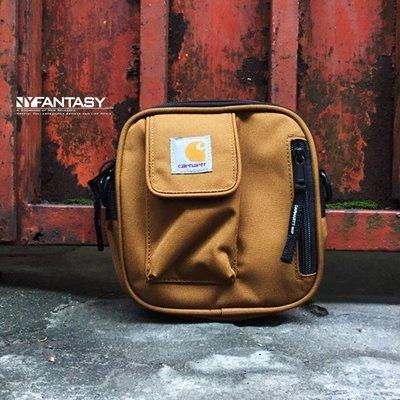 【紐約范特西】現貨 Carhartt WIP logo Essentials Bag  I006285 肩包 小包