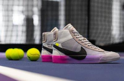 Virgo Abloh 及 Off-White 再度與 Nike 攜手,為網壇巨星 Serena Williams 炮製