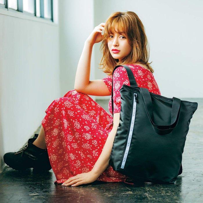 ☆Juicy☆日本雜誌附贈附錄 COCO DEAL 手提包 托特包 後背包 肩背包 書包 4200