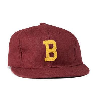 全新 現貨 Ebbets field flannels Brooklyn 羊毛 老帽 棒球帽 調節式 復古 街頭 經典