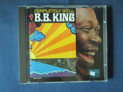 [非新品] BB King-Completely Well-1969