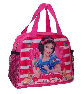 《 葳爾登》白雪公主便當袋兒童手提袋/...