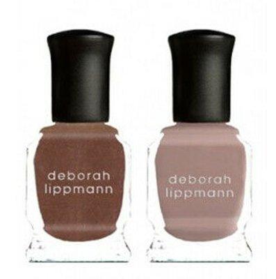 Deborah Lippmann [ 時尚優雅指甲油雙瓶組 /  旅行版 8ml*2瓶 ] 全新品 高雄市