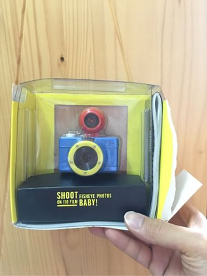 Lomo mini魚眼菲林相機