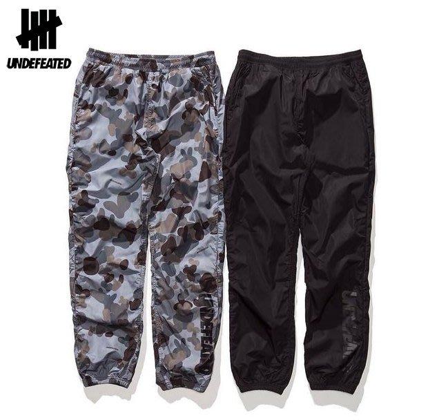 【超搶手】全新正品 最新 UNDEFEATED OPS PANT 尼龍 束腳 縮口長褲 運動褲 S M L XL