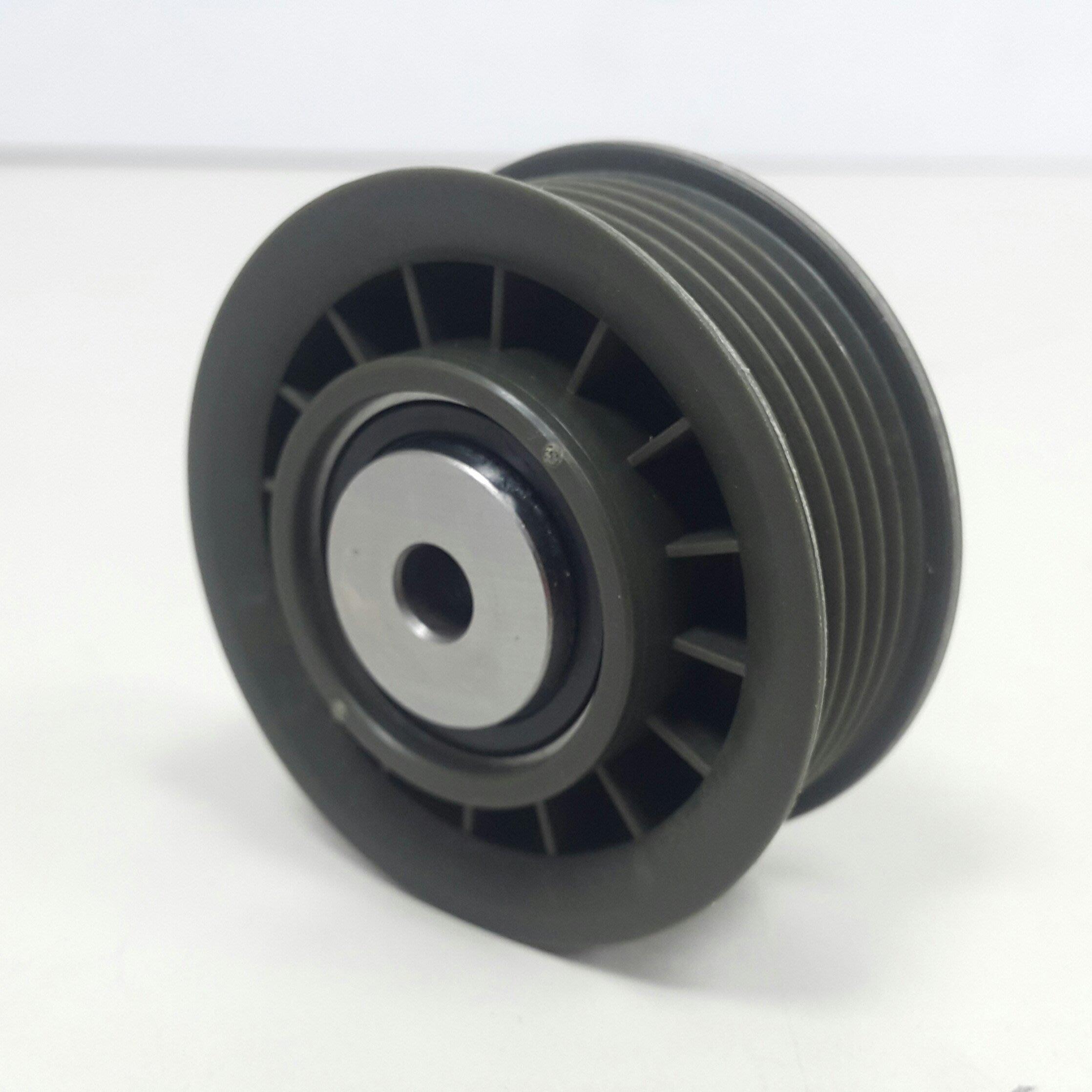 BENZ W140 M104 外徑68mm 93-98 惰輪 皮帶惰輪 皮帶盤 輪子 (冷氣用) 6012001070