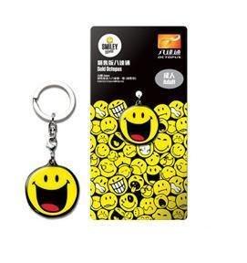 全新未折 1個 無按金儲值 Smiley World SmileyWorld 成人 八達通 Adult Octopus 哈哈笑 笑哈哈 哈 哈 笑