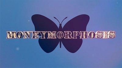 【天天魔法】【S697】正宗原廠~蝴蝶奇蹟~Moneymorphosis by Dallas Fueston
