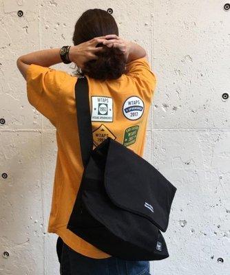 【日貨代購CITY】2017AW WTAPS x HERSCHEL SMUG CORDURA 郵差包 側背包 現貨