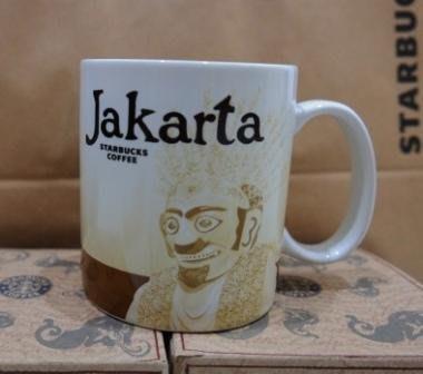 ❤️現貨,可直接下標❤️ Starbucks Jakarta Mugs 16oz icon 星巴克 雅加達 馬克杯