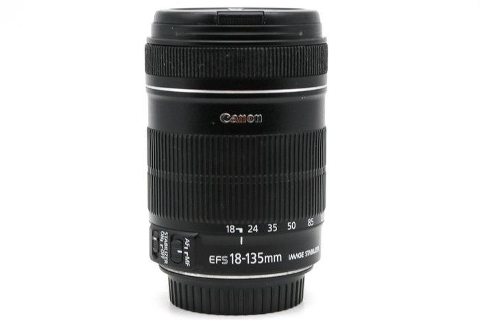 【高雄青蘋果】Canon EF-S 18-135mm f3.5-5.6 IS 旅遊鏡 二手鏡頭 #38937