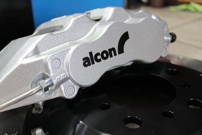 *E-MiNi* F54 F55 F56 F60 JCW MINI S F82 F80 ALCON 煞車系統