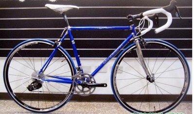 StepDragon 史特龍 自行車/ 20速 LUG 雷諾525 / 3抽鋼管車 A0004