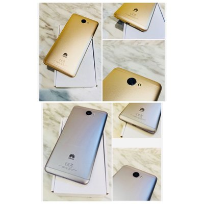二手機 Huawei Y7 (雙卡雙待  32GB 5.5吋)