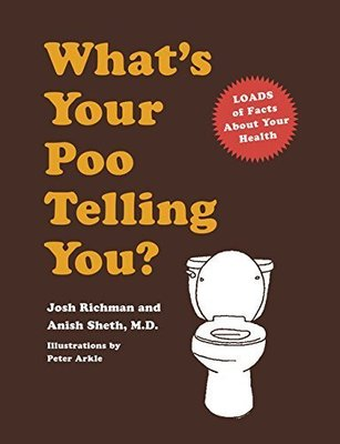 現貨 二手 what's your poo telling you 幽默小書