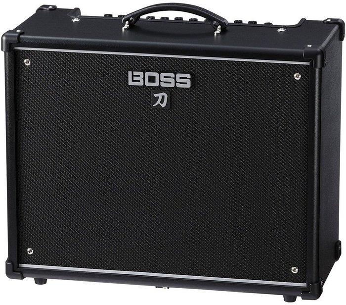 ☆ 唐尼樂器︵☆ Boss KATANA-100 刀 100瓦電吉他音箱(內建強大效果器/可音色儲存) KTN-100