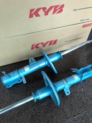 【童夢國際】日本 KYB NEW SR 藍筒避震器 FORD FIESTA 專用 藍桶
